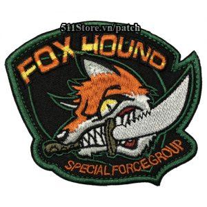Patch Fox Hound