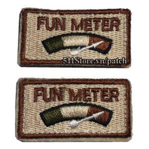 Patch Fun Meter