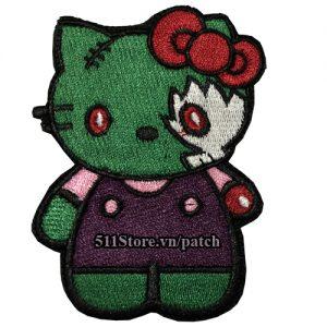 Patch Hello Kitty Hulk