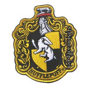 Patch Hufflepuff - Harry Potter