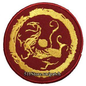 Patch Long Lan Quy Phuong Chu Lan