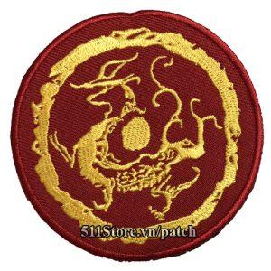 Patch Long Lan Quy Phuong Chu Long