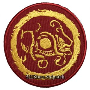 Patch Long Lan Quy Phuong Chu Quy