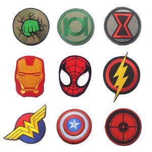 Patch Marvel Full Set