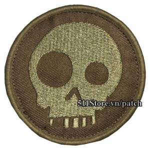 Patch Skull 3