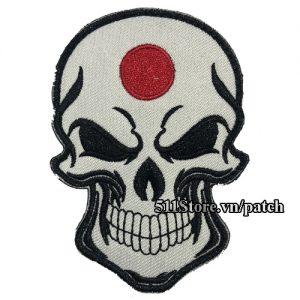 Patch Skull Japan