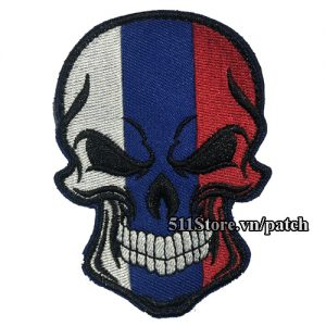 Patch Skull Russia
