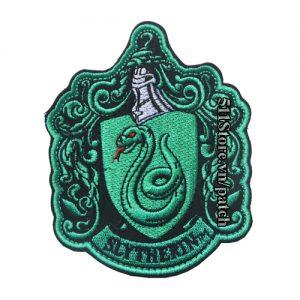 Patch Slytherin - Harry Potter