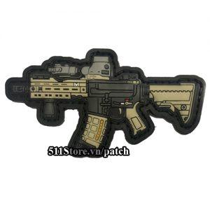 Patch Sung MK18 Sig PVC