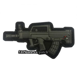 Patch Sung Type 97 PVC