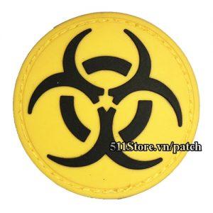 Patch Biohazard PVC P021