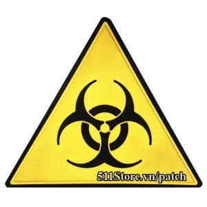 Patch Biohazard PVC