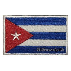 Patch co Cuba