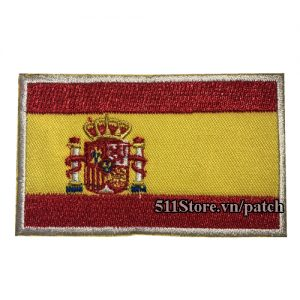 Patch co Tay Ban Nha