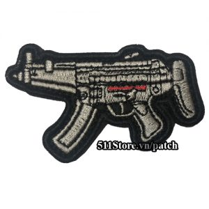 Patch sung MP5