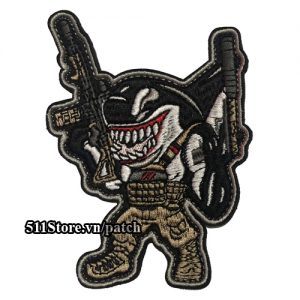 Patch Military Shark