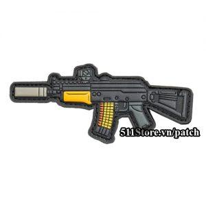 Patch Sung AK74U PVC
