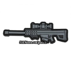 Patch Sung Barrett M82 PVC