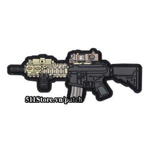 Patch Sung MK18 PVC