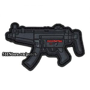 Patch Sung MP5 PVC