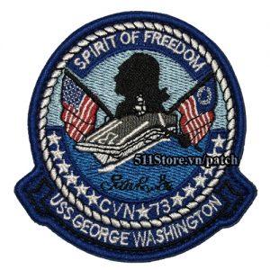 Patch USS George Washington