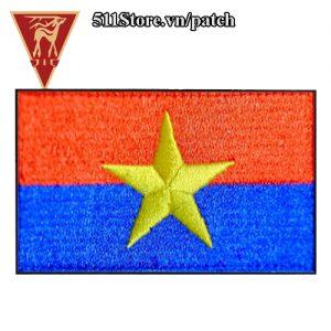 Patch co mat tran giai phong mien nam Viet Nam