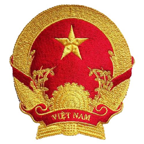 Patch Quoc Huy Viet Nam