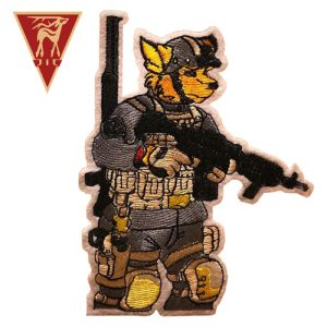 Patch tuoi Tuat - Dog Tactical