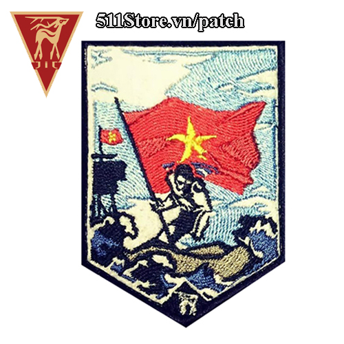 Patch Gac Ma Viet Nam