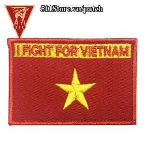 Patch I Fight For Viet Nam