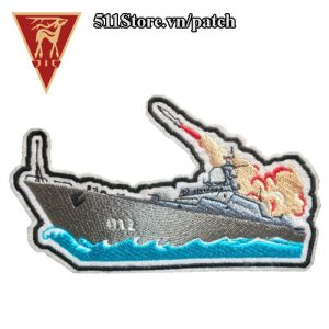 Patch tau ho ve Gepard 012